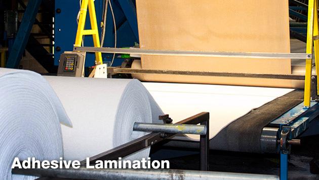Adhesive Lamination